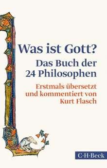 Was ist Gott?, Buch
