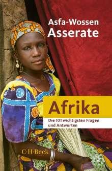 Asfa-Wossen Asserate: Afrika - Die 101 wichtigsten Fragen und Antworten, Buch