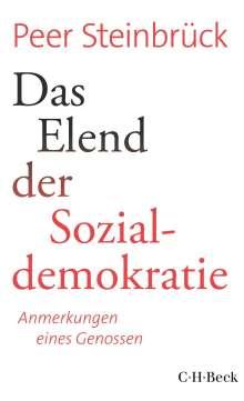 Peer Steinbrück: Das Elend der Sozialdemokratie, Buch