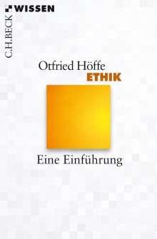 Otfried Höffe: Ethik, Buch