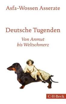 Asfa-Wossen Asserate: Deutsche Tugenden, Buch