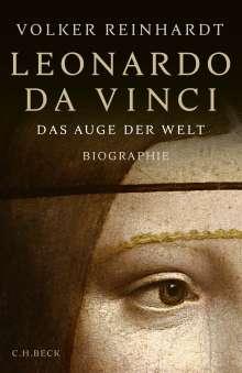 Volker Reinhardt: Leonardo da Vinci, Buch