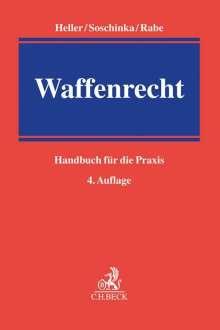 Robert E. Heller: Waffenrecht, Buch