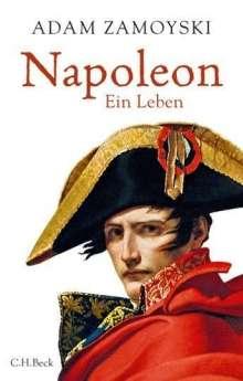 Adam Zamoyski: Napoleon, Buch
