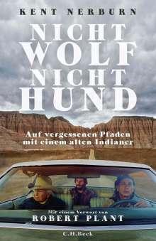 Kent Nerburn: Nicht Wolf nicht Hund, Buch