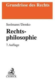 Kurt Seelmann: Rechtsphilosophie, Buch