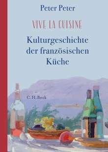 Peter Peter: Vive la cuisine!, Buch