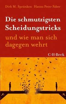 Dirk M. Sprünken: Die schmutzigsten Scheidungstricks, Buch