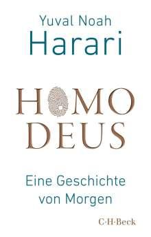 Yuval Noah Harari: Homo Deus, Buch