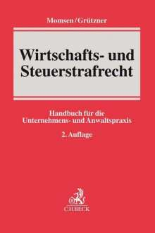 Wirtschafts- und Steuerstrafrecht, Buch