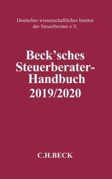 Beck'sches Steuerberater-Handbuch 2019/2020, Buch