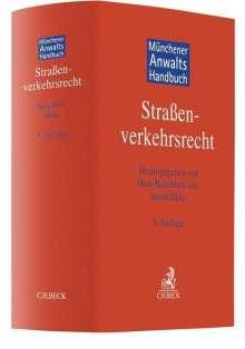 Münchener Anwaltshandbuch Straßenverkehrsrecht, Buch