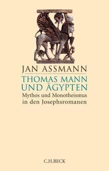 Jan Assmann: Thomas Mann und Ägypten, Buch