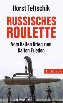 Horst Teltschik: Russisches Roulette, Buch