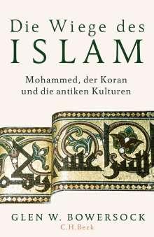Glen W. Bowersock: Die Wiege des Islam, Buch