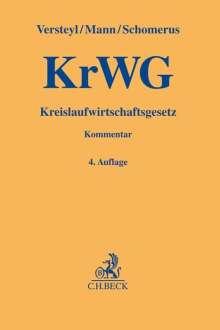 Thomas Mann: Kreislaufwirtschaftsgesetz, Buch
