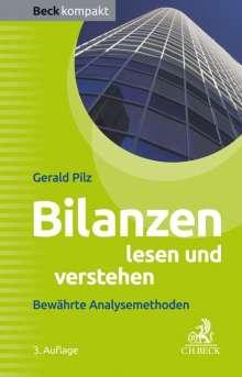 Gerald Pilz: Bilanzen lesen und verstehen, Buch