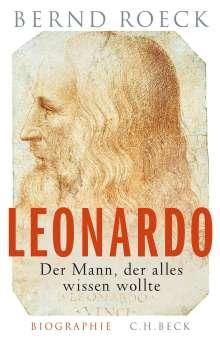 Bernd Roeck: Leonardo, Buch