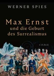 Werner Spies: Max Ernst, Buch