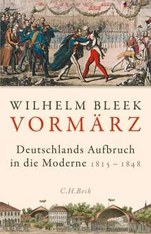 Wilhelm Bleek: Vormärz, Buch