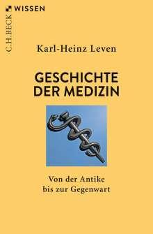 Karl-Heinz Leven: Geschichte der Medizin, Buch
