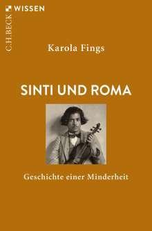 Karola Fings: Sinti und Roma, Buch