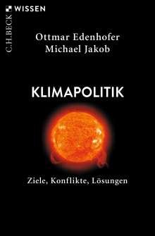 Ottmar Edenhofer: Klimapolitik, Buch