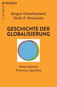 Jürgen Osterhammel: Geschichte der Globalisierung, Buch
