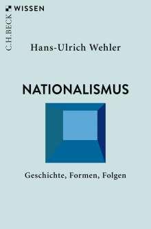 Hans-Ulrich Wehler: Nationalismus, Buch