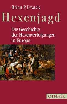 Brian P. Levack: Hexenjagd, Buch