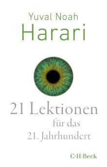 Yuval Noah Harari: 21 Lektionen für das 21. Jahrhundert, Buch