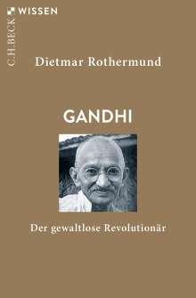 Dietmar Rothermund: Gandhi, Buch