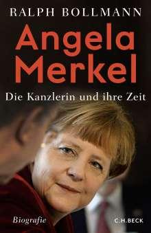 Ralph Bollmann: Angela Merkel, Buch