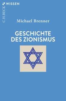 Michael Brenner: Geschichte des Zionismus, Buch