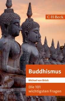 Michael von Brück: Die 101 wichtigsten Fragen: Buddhismus, Buch