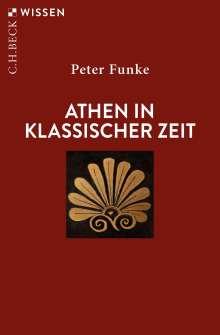 Peter Funke: Athen in klassischer Zeit, Buch
