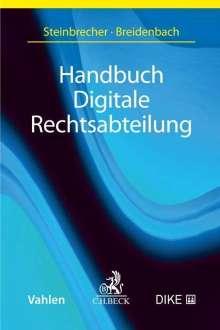 Handbuch Digitale Rechtsabteilung, Buch