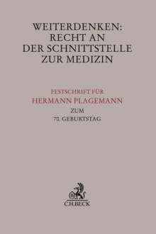 Weiterdenken: Recht an der Schnittstelle zur Medizin, Buch