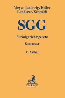 Sozialgerichtsgesetz, Buch