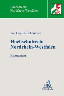 Hochschulrecht Nordrhein-Westfalen, Buch
