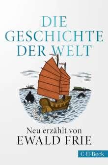 Ewald Frie: Die Geschichte der Welt, Buch