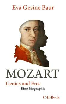 Eva Gesine Baur: Mozart, Buch
