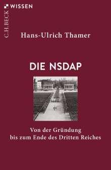 Hans-Ulrich Thamer: Die NSDAP, Buch