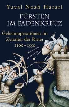Yuval Noah Harari: Fürsten im Fadenkreuz, Buch
