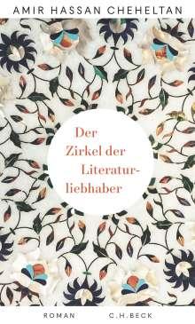 Amir Hassan Cheheltan: Der Zirkel der Literaturliebhaber, Buch