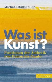 Michael Hauskeller: Was ist Kunst?, Buch