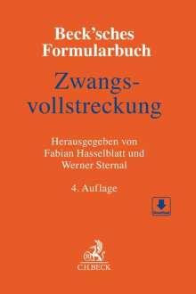 Beck'sches Formularbuch Zwangsvollstreckung, Buch