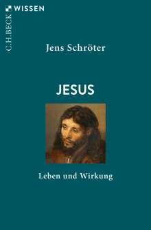 Jens Schröter: Jesus, Buch