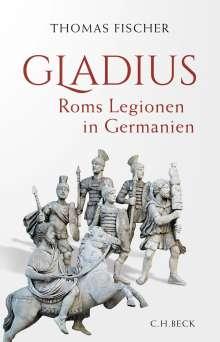 Thomas Fischer: Gladius, Buch