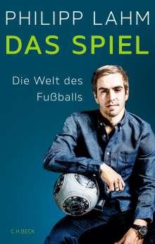 Philipp Lahm: Das Spiel, Buch